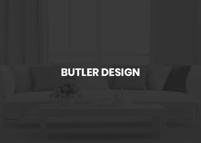 Butler Design Website Project