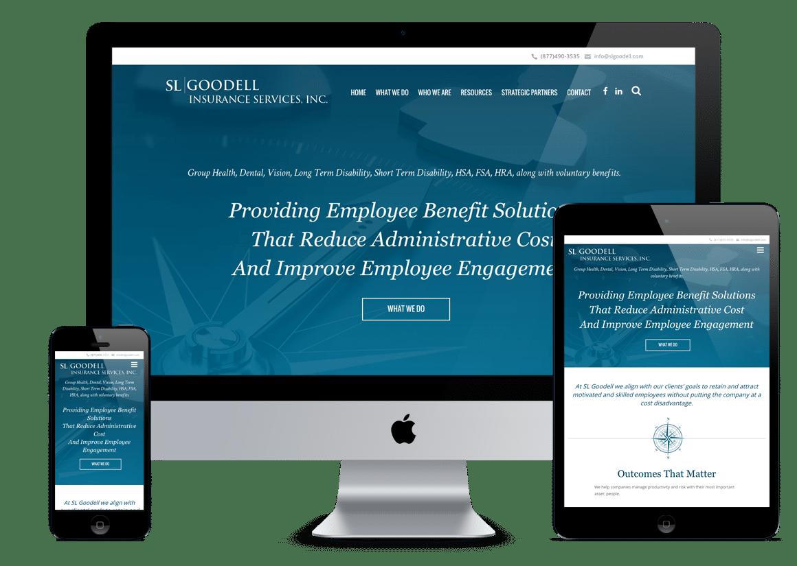 SL Goodell Web Design