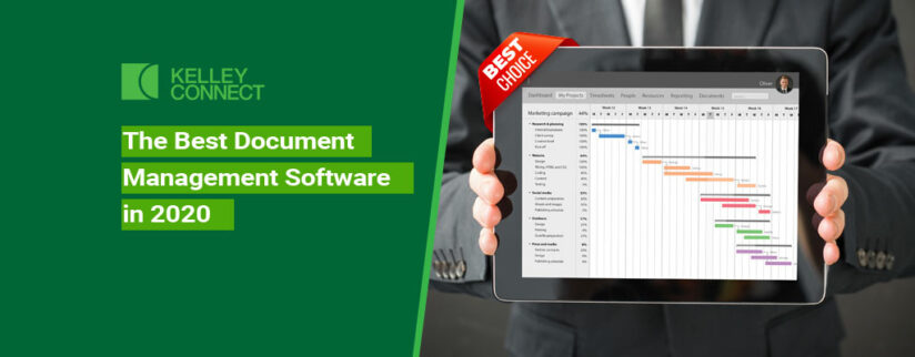 The Best Document Management Software in 2020