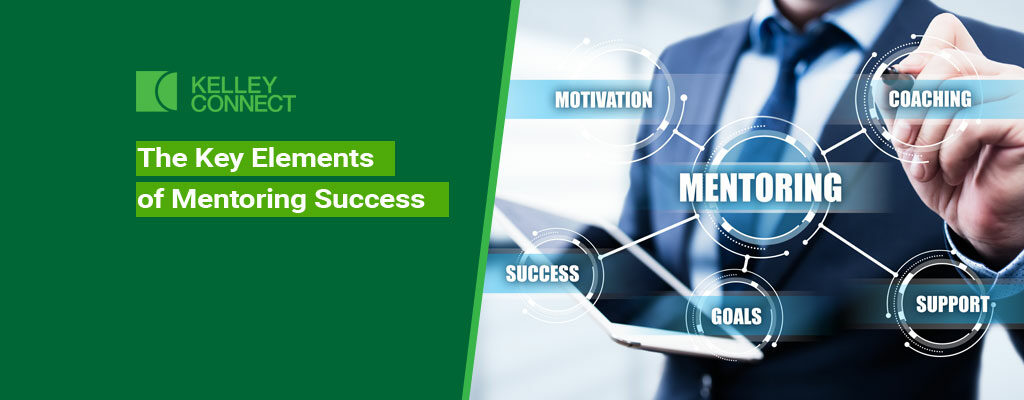 The Key Elements of Mentoring Success
